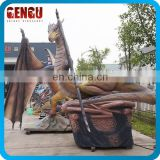 Outdoor Decoration High Quality Robotic Dragon Statue