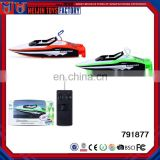 Factory supply electric rc speed model racing boats for kids