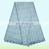 100% polish cotton lace fabric polished cotton lace No.LP41200117