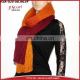 Long Scarf Shawl Girls Winter Knitted Scarf Knitted Thicken knit winter scarf 2016