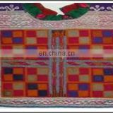 Tribal Kuchi Dress Front with Silk Embroidery