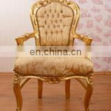 Wooden Baroque Chair Bkc-33