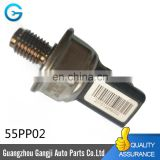 Fuel High PRESSURE RAIL SENSOR 55PP02-02 for FORD PEUGEOT CITROEN