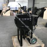 high quality dustless blasting machine, surface cleaning sand blaster