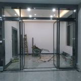 Automatic Swing door with Hidden installation motor and controller DSW-93