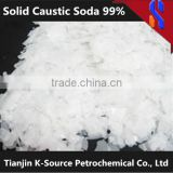 Industrial use Solid caustic soda Sodium hydroxide NaOH SGS ISO PVoC Manufacturer in China
