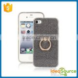 Mobile Phone Accessories New Type Glitter Star Liquid Cell Phone Case For IPhone 4                                                                         Quality Choice