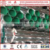 Steel Pipe of Lining Plastic ( plastic lined steel pipe , steel plastic pipe , steel plastic composite pipe )