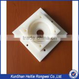 kunshan factory pom plastic raw metarial cnc machined parts                                                                                                         Supplier's Choice