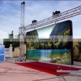 factory P10 SMD P10 Led Display outdoor Slim Panel Oudoor P8 SMD 3535 LED Rental Screen/8mm Outdoor Rental LED Display