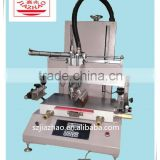 New Condition Semi-automatic Manual Desktop Screen Printing Machine for Leather from China Manufacture