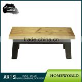 2016 Hot Best Antique Used Weight Wood Slats Bench For Sale