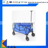 Outdoor beach folding shopping trolley, shopping cart                                                                         Quality Choice