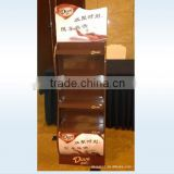 innovative multifunctional food display stand for chocolates