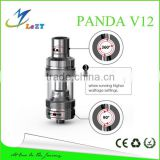 LeZT 2016 New prevent leaking top fill OCC big vapor tank with SS 316L coil Cloupor Z5 arctic sub ohm tank rba