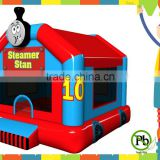 Inflatable bouncers bullet train inflatable toys