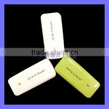 3 in 1 Multi-Function Power Bank 3G Wifi Router 3G Portable Wilreless Wifi Router for iPhone iPad Smart Phone