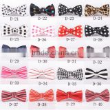 Fashion baby boy's bowtie butterfly necktie kids bow tie neckwear chirldren accessories
