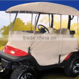 Factory hot sell snow clearer cover Golf cars cover car cover for 4 seasons