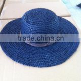 Straw Hat for Lady Cheap Straw Beach Summer Hat Cowboy Hat