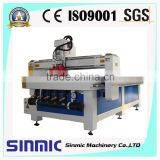 SINMIC funiture wood cnc router, router cnc, acrylic wood MDF cnc advertise cnc router machine in turkey
