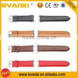Pakistan Magnet Manufacturer Leather Watch Straps For Apple Smart Watch Bands,Printing Pattern Watch Band Alibaba Wholesale