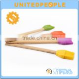 Hot Sales Wooden Handle Silicone Pastry/Oil Brush