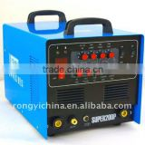 Shanghai Rongyi Mosfet Inverter Multi-function AC/DC Pulse TIG/MMA/CUT welding machine SUPER200P