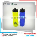 Eco-friendly FDA Quality Leak-proof Reusable Plastic Bicycle Water Bottle