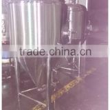 Stainless Steel Beer Fermentation Tanks For Brewery 20 BBL Beer Fermenter