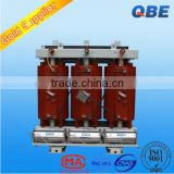 SCB10 three phase dry type distribution transformer cast resin distribution transformer