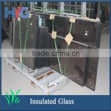 Bathroom coated insulated window glass types