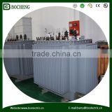 Low loss high quality 10kv oil immersed electric power transformer