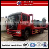 Best selling 2 axle low bed truck and semi trailers for sale