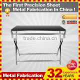 kindle 2014 new professional customized galvanized folding modern metal desk table legs