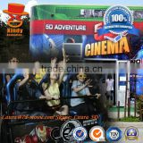 6d cinema system 6d theater 6d kino 6d simulator xd theater with home decoration chinese projector