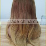 Highest quality In Stock 100%Chinese virgin hair full lace wigs                                                                         Quality Choice