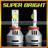 5000lumens High quality lighting Brighter than hid headlights 9004 9007 H13 60W Hi/Low beam led headlights bulb h4