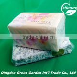 100% virgin wood pulp ultra soft embossed facial tissue paper, high quality with box packed