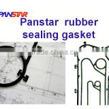 Anti-corrosion rubber gasket,cold and heat resistant gasket material