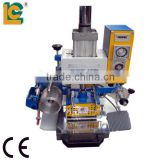 Desktop pneumatic plane fabric foil stamping machine TH-90-3