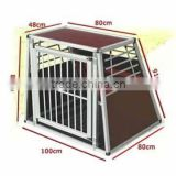 Slope Car Aluminum Dog Box