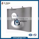 New design magnetic pop up display stand banner stands