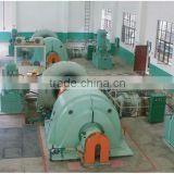 High quality water turbina/1500kw Francis turbine generating unit/Hydropower plant