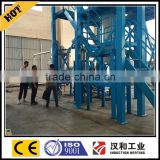 Middle frequency induction smelting gas atomization equipment for producing metallic powders