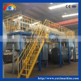 Leading manufacturer for waste rubber pyrolysis machine / good stability waste tyre recycling machine with CE/ISO/SGS