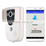 Wholesale Wireless Wifi 2G/3G/4G Doorbell Camera Indoor Bell Video Door Phone Intercom Waterproof for Smartphone
