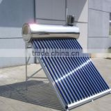 Pre-Heat Copper Coil Heat Exchange Solar Water Heater