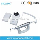 CICADA China dental supply high speed portable grinding machine brushless dental lab micromotor marathon dental