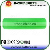 High discharge rate 3.7v 2100mah li-ion battery Sony 18650 VTC4 battery